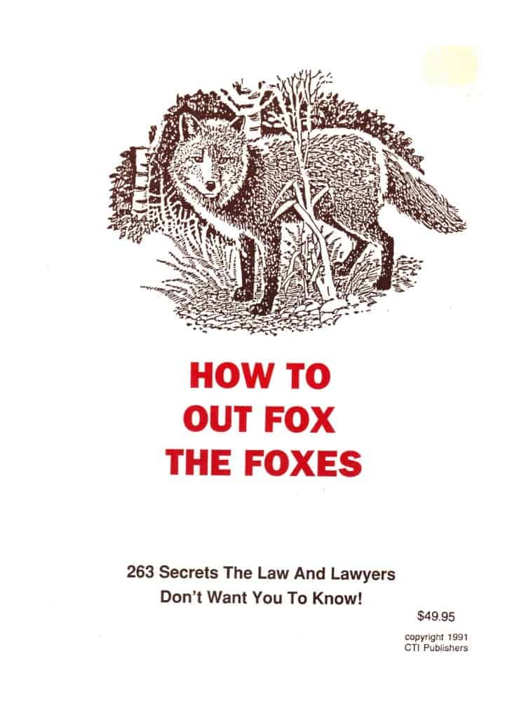 How to outfox the foxes