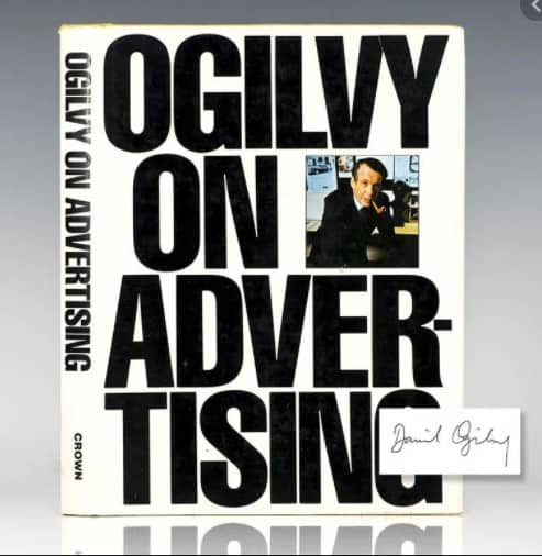 Ogilvy on Advertising - David Ogilvy